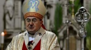 Cardinal                       Vinko Puljic of Sarajevo